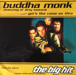 "Buddha Monk ft Ol' Dirty Bastard - Got's Like Come On Thru (12"") (VG/G)"